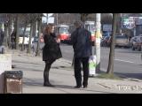 В Калининграде провели социальный эксперимент со скрытой камерой