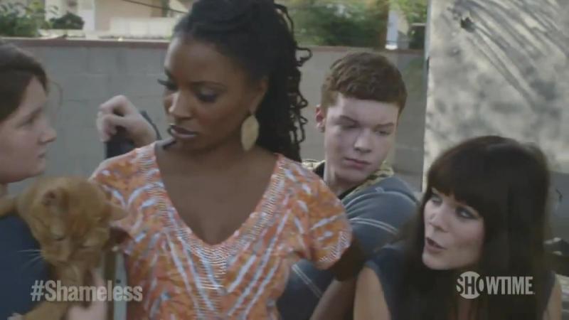 Бесстыдники (Shameless) - Промо-ролик к 3 сезону №2.