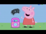 Peppa Pig listens to grindcore