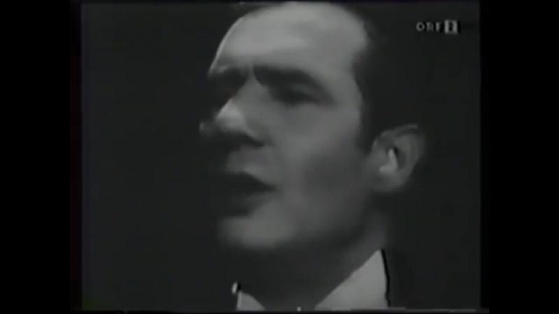 """Cesare Siepi """"Ella giammai m'amò"""""""