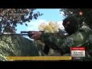 Патруль военной полиции нейтрализует «диверсанта» в ЮВО