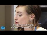 Доротея Вирер в рекламе Marlene (октябрь 2017)