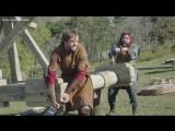Сборка Икеи в Средневековье [Прикольная Реклама]