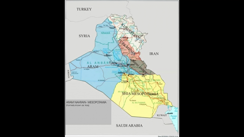 An Iraqi Constitution for Ossama Bin Laden? By Prof. M. S. Megalommatis (2005)