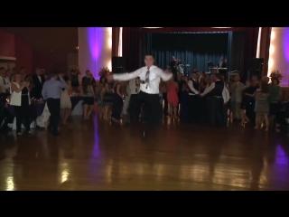 Украинская свадьба в Канаде. Самые красивые танцы
