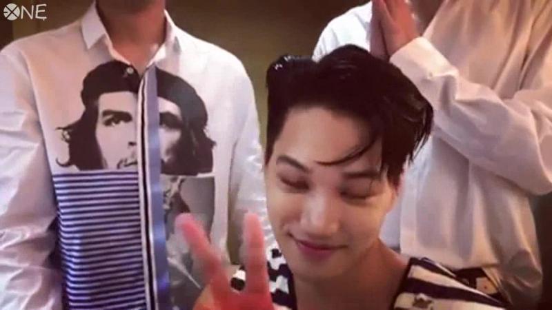 РУС САБ 070805 EXO Ls Happy Birthday video Part 0