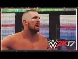 WWE 2K17 I Mojo Rawley I Future Stars DLC
