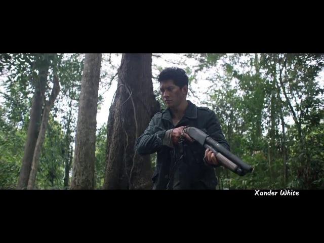 Бой в лесу.Рейд: Пуля в голове.(2016).