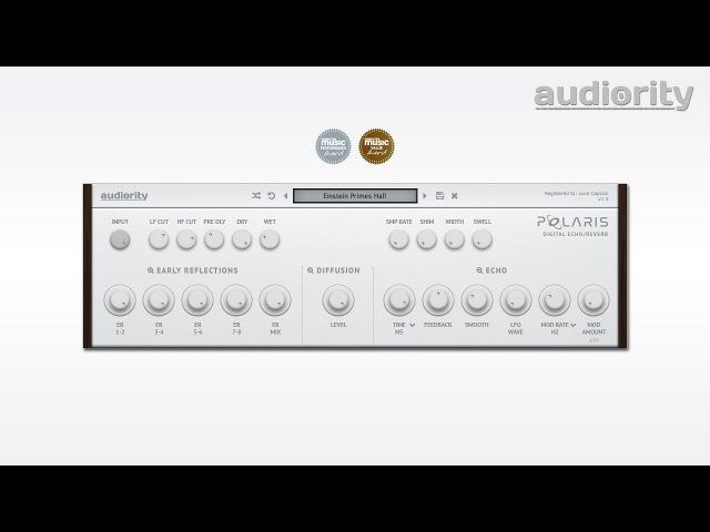 Audiority Polaris v1.5 - Oh Shimmer Night