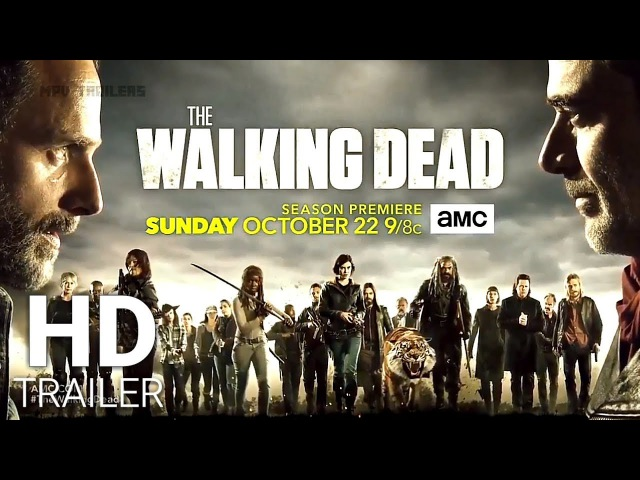 THE WALKING DEAD New TV Spots