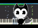 Bendy and the Ink Machine Song - Can I Get An Amen - CG5 - Piano Tutorial / Cover