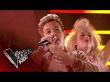 Riccardo performs 'Beauty And The Beast' Live Final The Voice Kids UK 2017