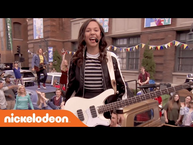 Sia's 'Cheap Thrills' School of Rock Cover | Official Music Video | Nick