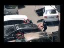 Вооруженная банда напала на автомобиль возле банка в Одессе
