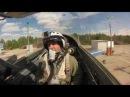 Полет на МиГ-29 в подарок. До самого дня полета супруг не знал какой сюрприз его ждал…