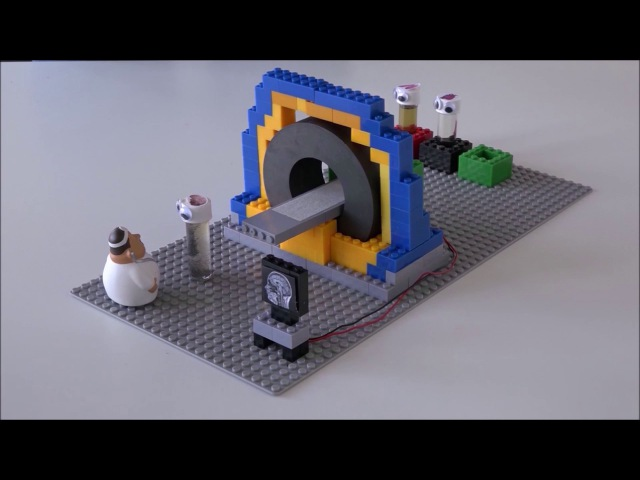 What is an MRI Scan (using LEGO)