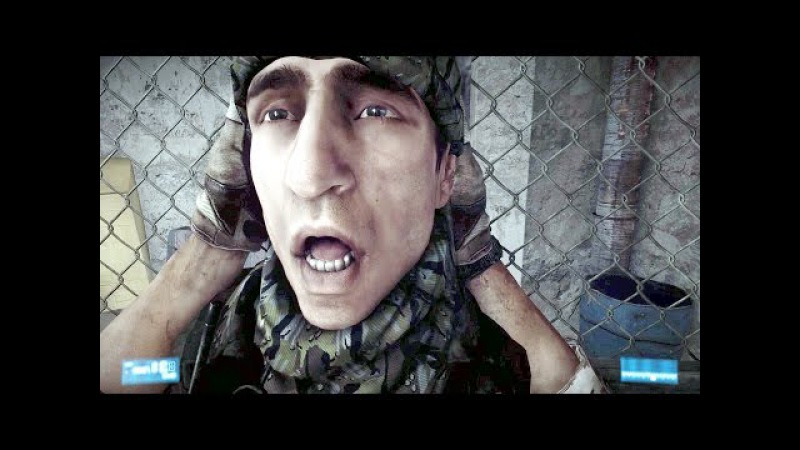 Battlefield 3 - Best Moments / Brutal Takedowns
