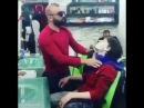 Turkish Barber copies ''Salt Guy'' Bae 2018