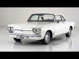 Chevrolet Corvair Monza Spyder 600 Coupe 06 27 1964