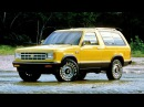 1983 90 Chevrolet S 10 Blazer 3 door