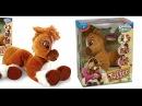 Видео обзоры игрушек - Интерактивная пони Toffee «Ириска»