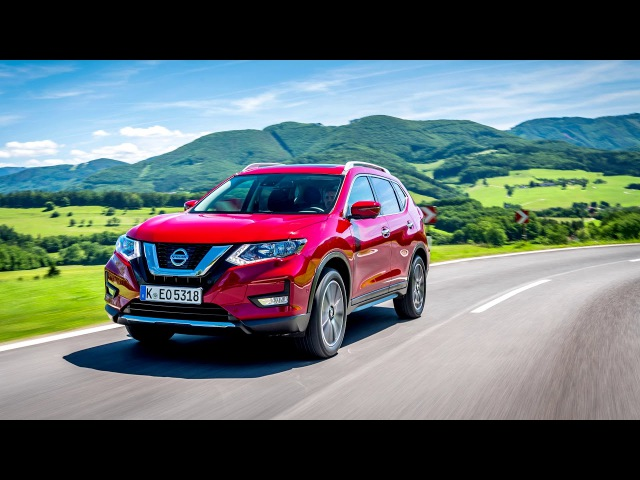 Nissan X Trail Worldwide T32 2017