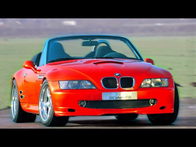AC BMW Schnitzer V8 Roadster Concept E367 1997