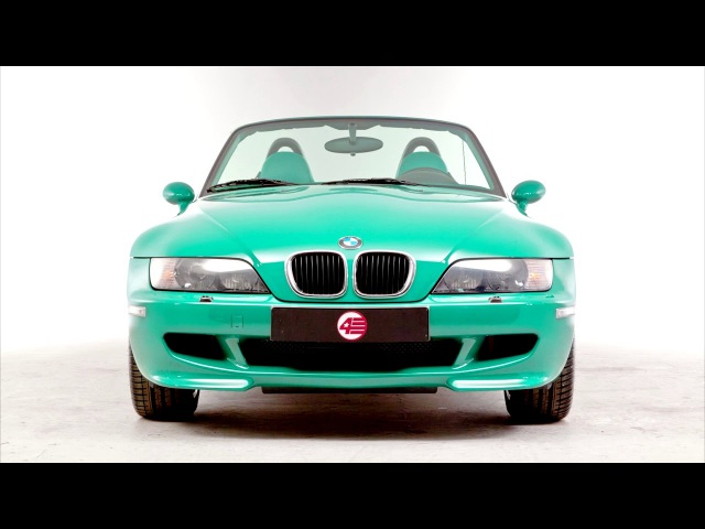 BMW Z3 M Roadster Worldwide E367 09 1996 05 2002