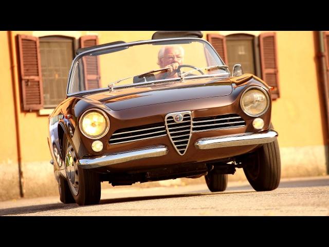 Alfa Romeo Giulia GT Spider Prototipo 105 0300002 1963