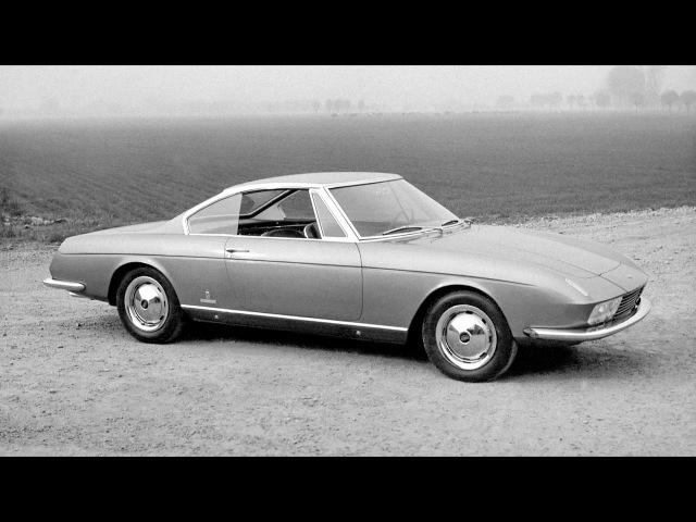 Fiat 2300 S Coupe Speciale 1965 » Freewka.com - Смотреть онлайн в хорощем качестве