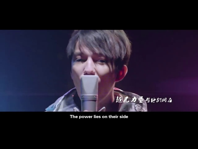 POWER RANGERS(2017) China Official theme -- Go Go Power Rangers Song by Dimash Kudaibergen