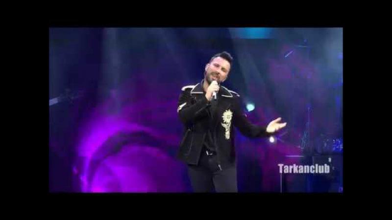 TARKAN Her Şey Fani Live @ Harbiye, Istanbul - September 6th, 2017