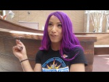 #SBMKV_Video | Sasha Banks at Arnold Palmer Hospital for Children - WWE WrestleMania Week Orlando 2017