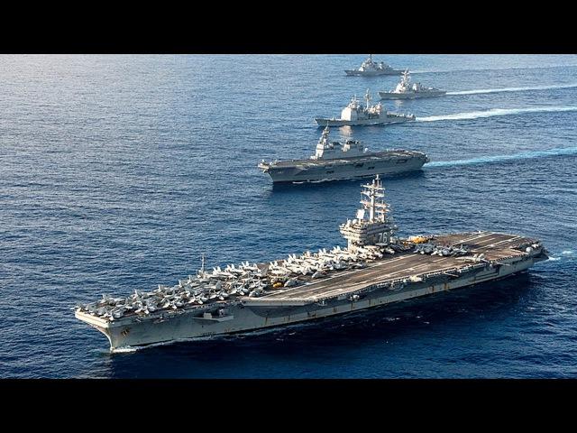 Зачем атомные авианосцы США стоят у берегов Карельского полуострова ? - 9 причин ...