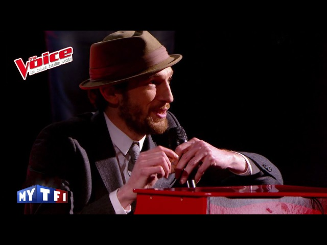 The Voice 2014│Igit - Les Bonbons (Jacques Brel)│Epreuve Ultime