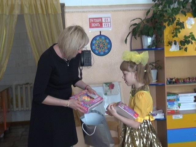 ЦПД поздравление М Щербаковой