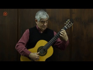 Edson Lopes plays Sahara by Maurice Sherbanee