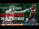Floyd Mayweather - The best defensive boxer ever?