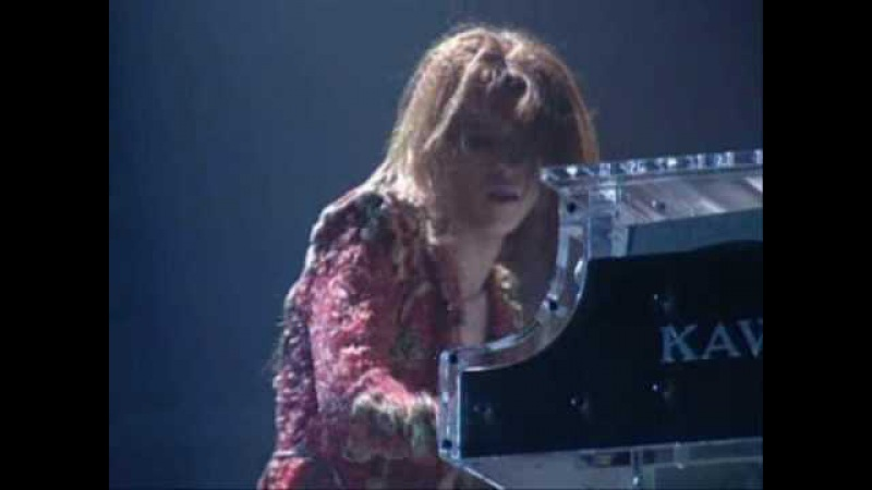 X Japan - Art Of Life (Tokyo Dome 1993) Part 3/4 *Piano Only