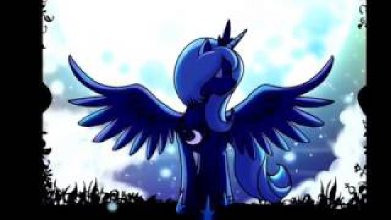 MLP Princess Luna Animeted