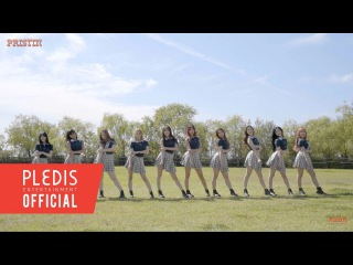 Choreography Video PRISTIN() - WE LIKE