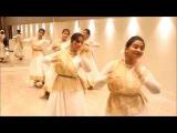 Fusion of Kathak, Bharatnatyam, Contemporary, Kandyan Dance