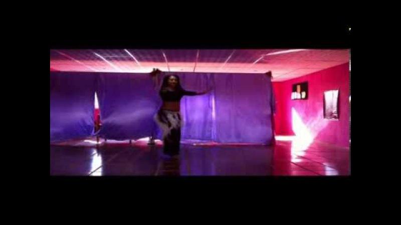 Baladi - Armen Kusikian / Yasibit Hermoso Bellydance (Improvisación)