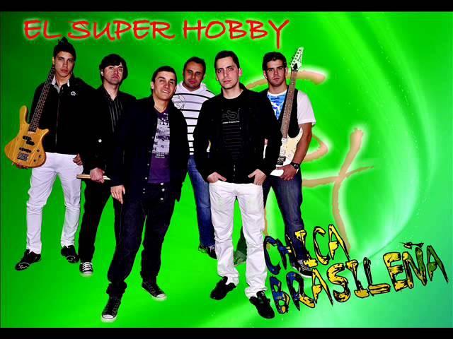 El Super Hobby Chica Brasileña