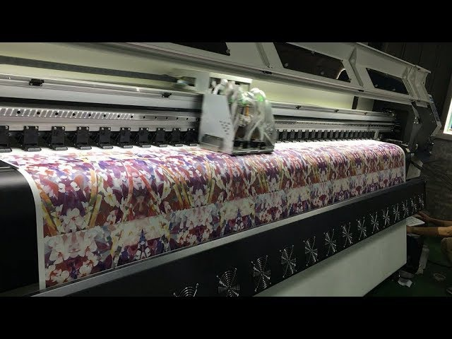 3 2m 2 DX55113 sublimation printer for sublimation fabric
