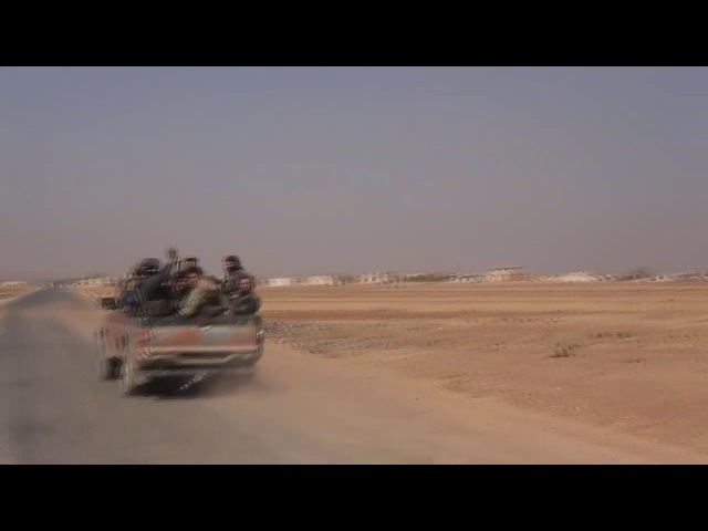 Minutes with the Mujahideen from the heart of the town of Aboudali liberated in the countryside of Hama