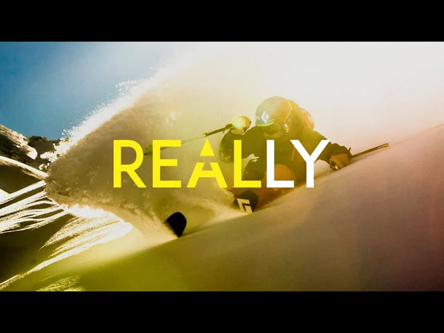 REALLY / A short movie about Freeskiing