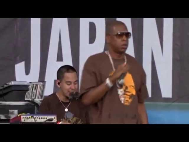 Linkin Park feat. Jay-Z - NumbEncore (Live 8 Philadelphia 2005)