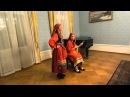 КАЗАЧИЙ КЛУБ: БАЛАЛАЙКА и ЧАСТУШКИ в ПОСОЛЬСТВЕ РФ, ОСЛО 03.02.2015