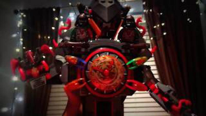 Season 7 of LEGO Ninjago: Masters of Spinjitzu, subtitled The Hands of Time ..